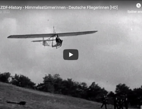 Himmelsstürmerinnen – Deutsche Fliegerinnen