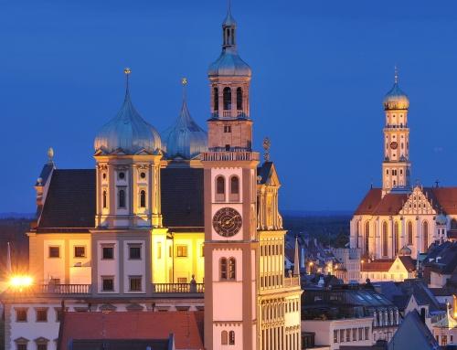 JHV 2020: Willkommen in Augsburg vom 4. bis 6. September