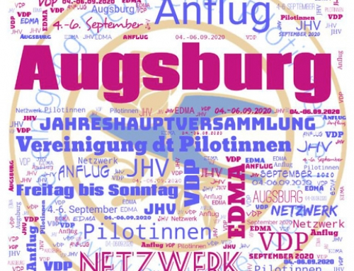 Update JHV in Augsburg